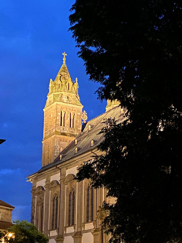 Kirche vom Kloster Großcomburg