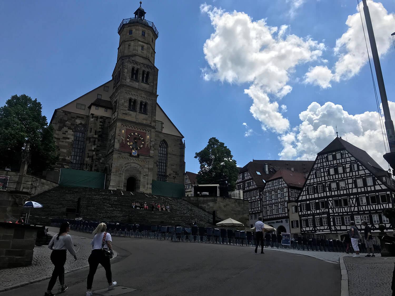 Michaelskirch in Schwäbisch Hall
