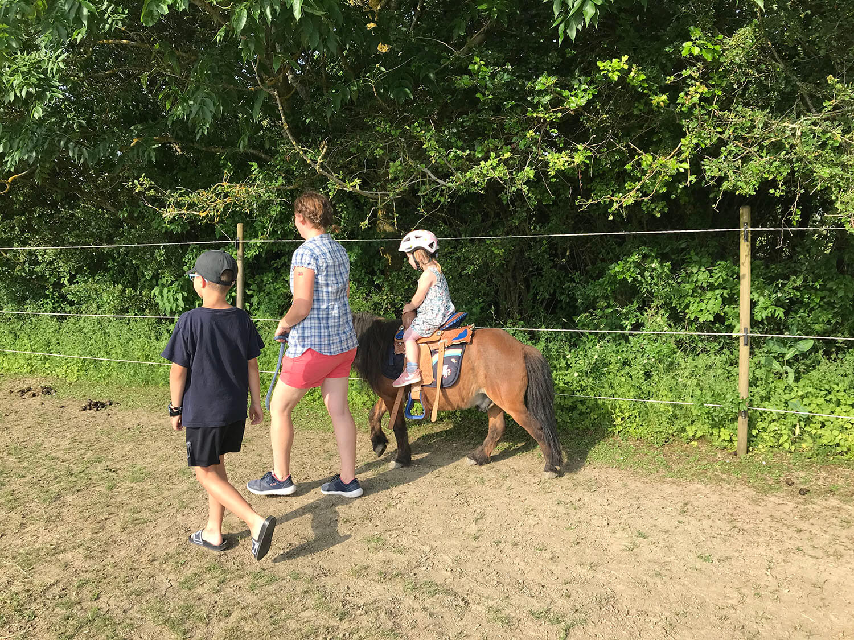 Pony-Reiten um Schwäbisch Hall