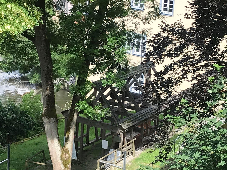 Stadtpark von Schwäbisch Hall