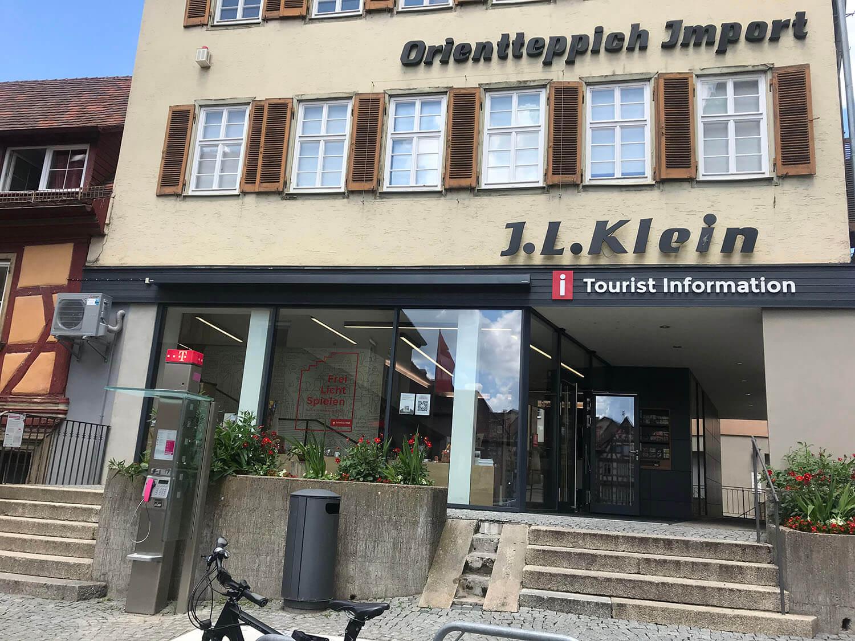 Tourist Information in Schwäbisch Hall