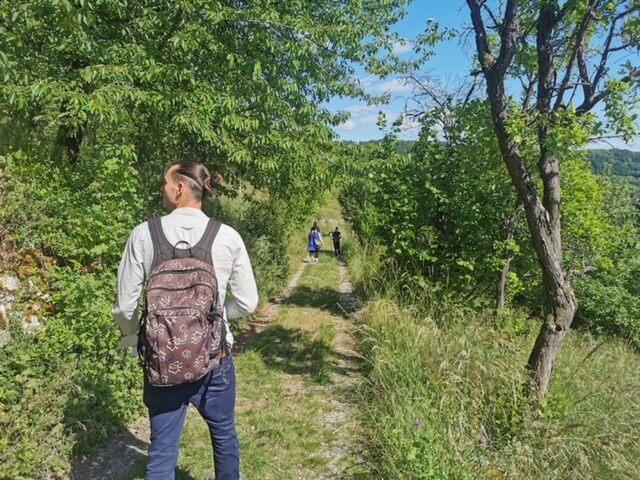 Wanderung ab Braunsbach