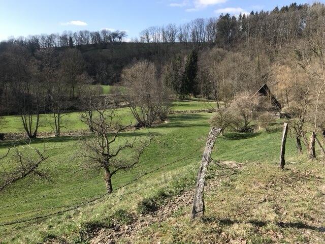 Wanderung ab Vellberg