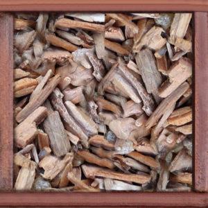Räucherwerk Zedernholz-Späne - 20 g
